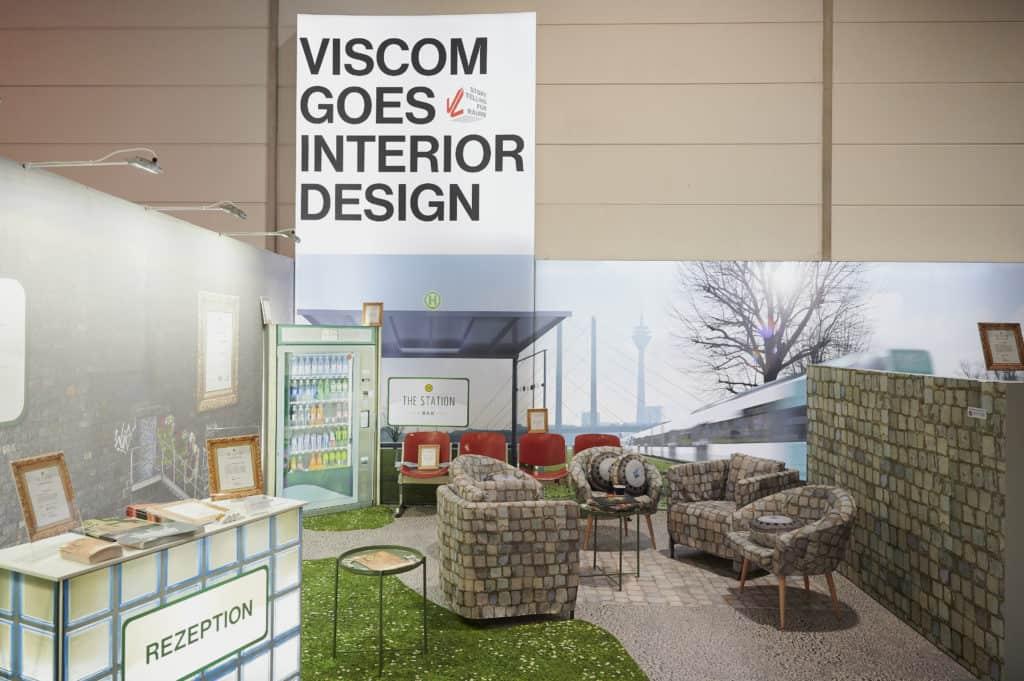 viscom Messe Photofabrics