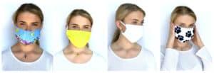Photomask, Corona, Behelfsmaske, individuell, Schutz
